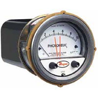 Photohelic Pressure Switch/Gages